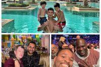 InstaBoxing 2 декабря 2018: Головкин, Портер и Кроуфорд на вечере бокса Уайлдер-Фьюри, Дмитрий Бивол устроил себе семейный отпуск