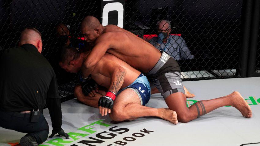 Fight Werdum - Ferreira declared invalid