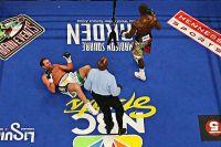 Чемпион первого тяжёлого веса о том, как он сбивал с ног Тайсона Фьюри
