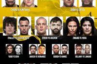 Прямая трансляция UFC 222 Сайборг - Куницкая
