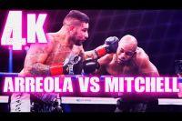 Яркие моменты боя Крис Арреола – Сет Митчелл в 4K