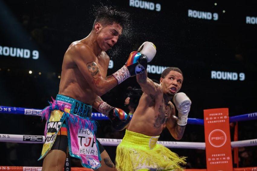 Gervonta Davis vs. Mario Barrios full fight video highlights + Report June 26