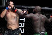Видео боя Жаирзиньо Розенстрайк - Аугусто Сакаи UFC Fight Night 189