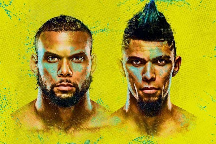 РП ММА №43 (UFC FIGHT NIGHT 193): 3 октября