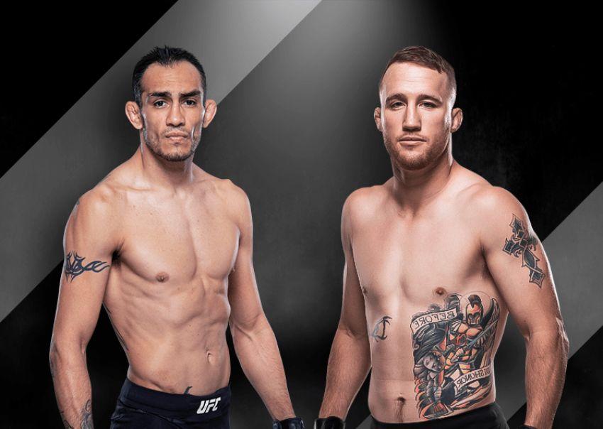 Где смотреть UFC 249: Тони Фергюсон - Джастин Гэтжи