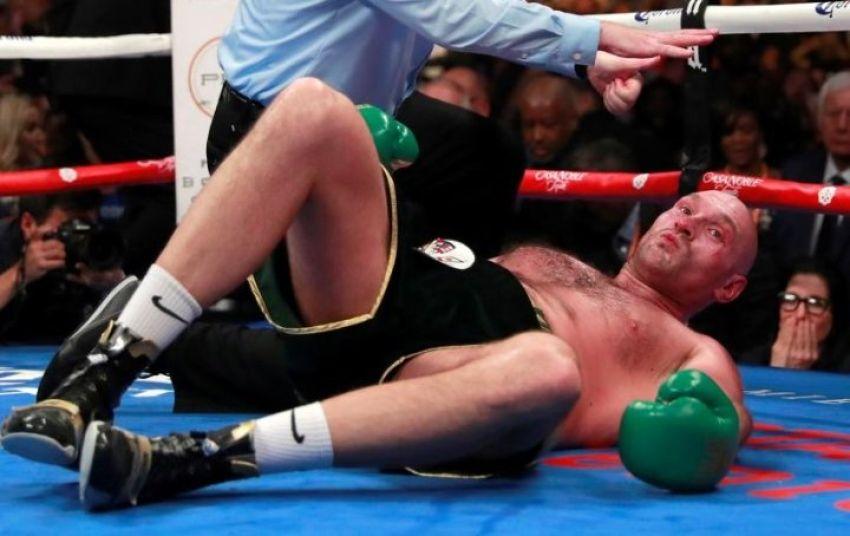 """Деонтей Уайлдер: """"В боксе иногда умирают, поэтому я понимаю, почему Фьюри от меня бегает"""""""