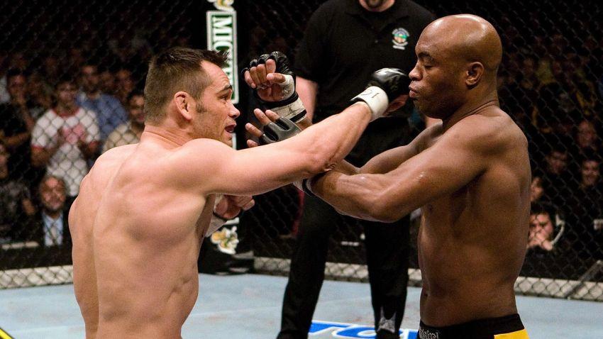 Этот день в истории: Андерсон Сильва стал чемпионом UFC, нокаутировав Рича Франклина на UFC 64