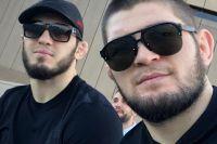 Хабиб Нурмагомедов подтвердил, что Ислам Махачев подерется на турнире UFC в Санкт-Петербурге