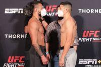 Видео боя Крис Гутиеррес - Винс Моралес UFC on ESPN 9