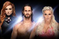 Прямая трансляция WWE RAW San Antonio: Лив Морган – Лана