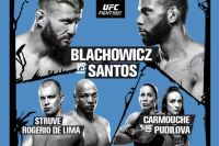 Прямая трансляция UFC Fight Night 145: Петр Ян - Джон Додсон