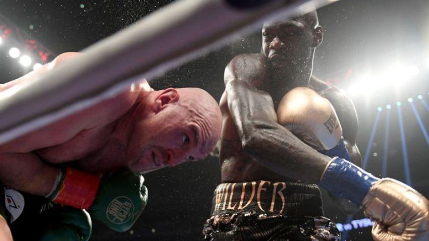 Деонтей Уайлдер хочет ярко нокаутировать Фьюри, а затем стать абсолютным чемпионом