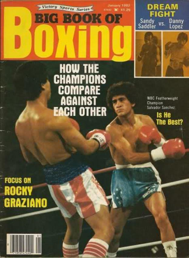 Salvador Sanchez vs Wilfredo Gomez
