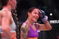 """Крис Сайборг: """"В UFC я чувствовала себя рабыней"""""""