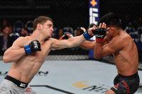 Мовсар Евлоев в тяжелом бою победил Энрике Барзолу на UFC Fight Night 162