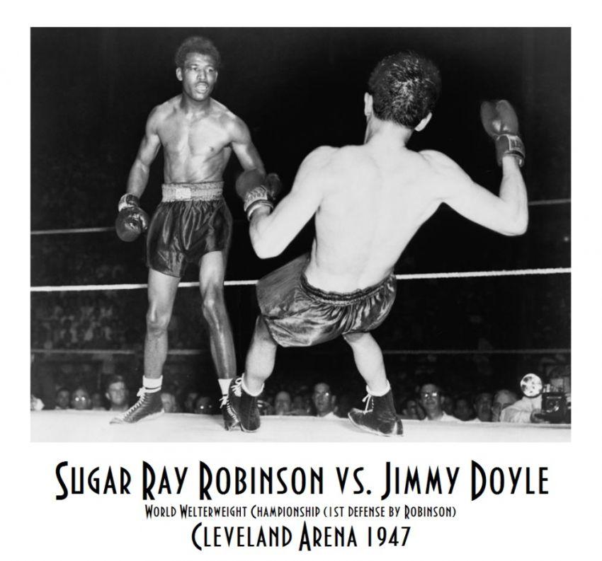 Первая защита в жизни Шугара Рэя, ставшая первой в истории профессионального бокса трагедией в чемпионском бою.