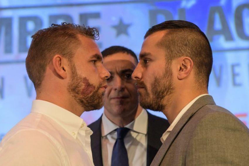 Дэниел Джейкобс хочет встретиться с победителем боя Сондерс - Лемье