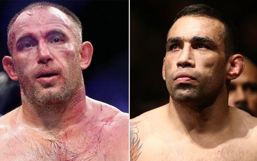 Алексей Олейник и Фабрисио Вердум проведут бой на UFC 250