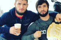 Зубайра Тухугов вспомнил, как познакомился с Хабибом Нурмагомедовым