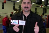 Лебзяк: выбрал Туркменистан, несмотря на предложения из Канады и Азербайджана