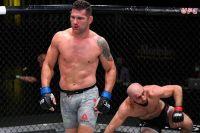 Омари Ахмедов уступил Крису Вайдману на UFC on ESPN+ 32