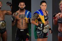 Прямая трансляция UFC 239: Джон Джонс - Тиаго Сантос, Аманда Нуньес - Холли Холм