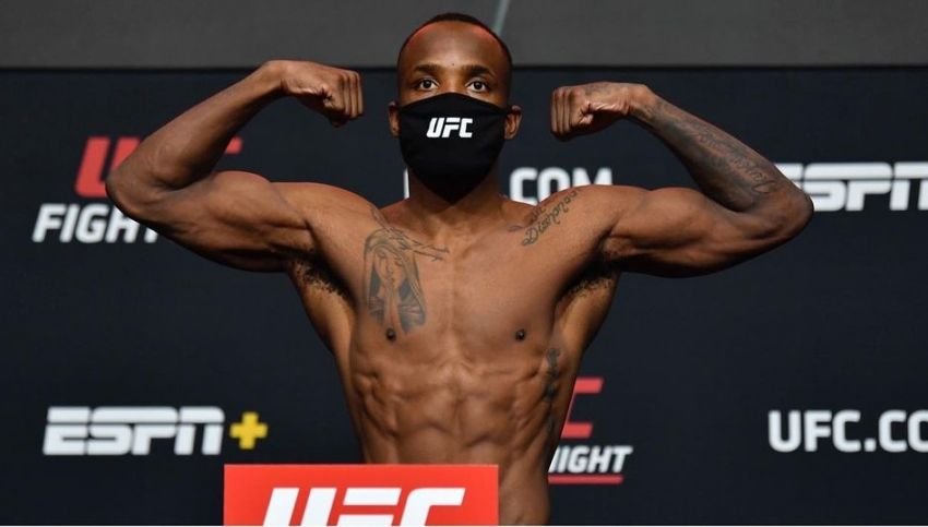 UFC Fight Night 187 weigh-in results