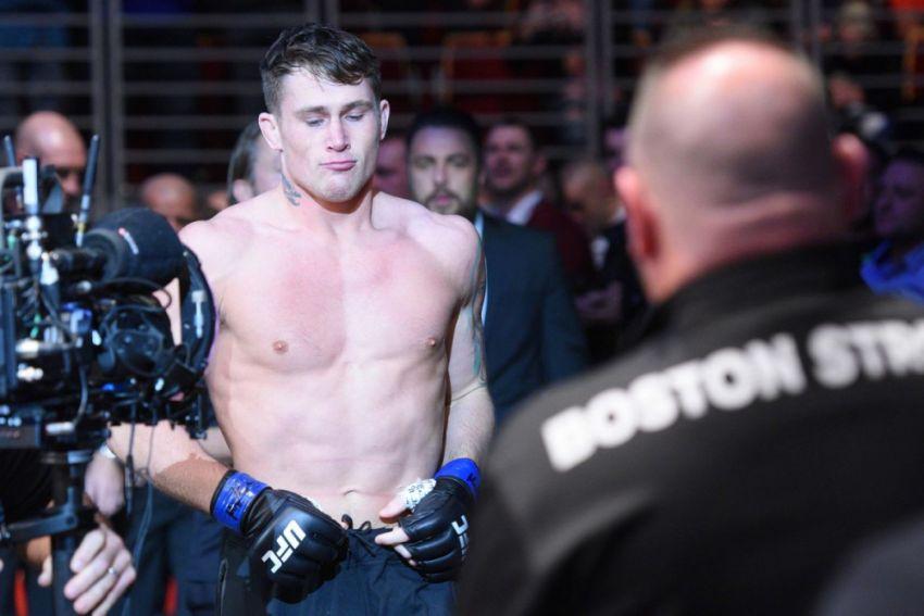 UFC работают над организацией боя Тилл - Ковингтон