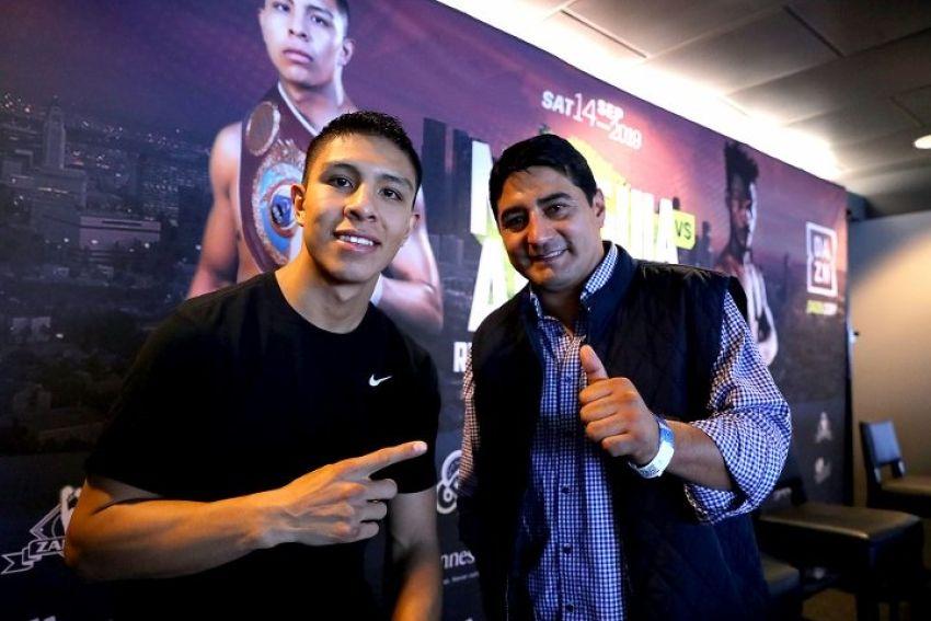 Эрик Моралес уверен, что Мунгия станет новым лицом бокса в Мексике