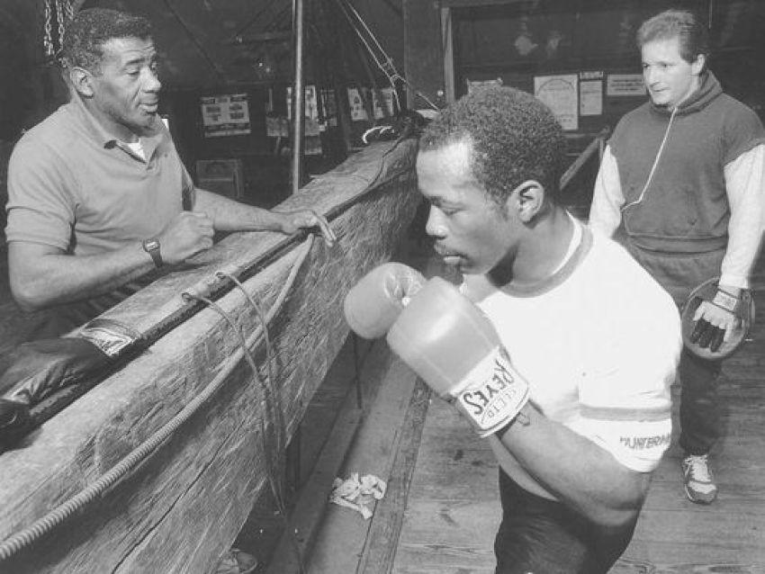 О том как Флойд Паттерсон обрёл сына и воспитал чемпиона мира