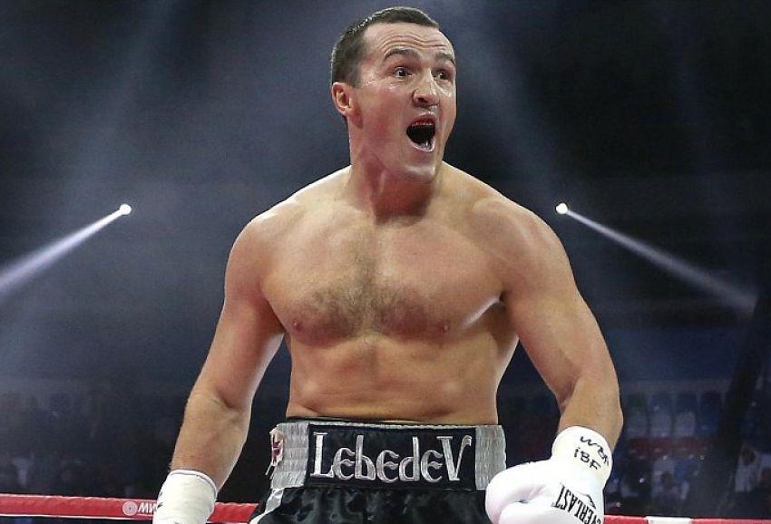 "Денис Лебедев восстановлен в статусе ""суперчемпиона"" WBA в крузервейте"
