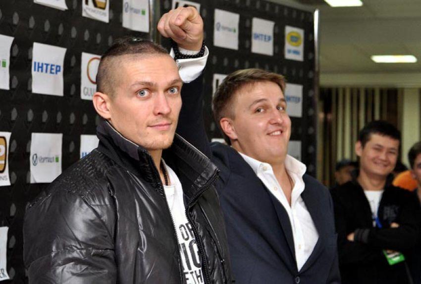 Александр Красюк: «Такого Фьюри и Уайлдера Усик побил бы в один вечер»