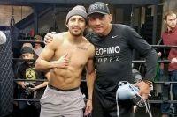 Теофимо Лопес согласен со своим отцом, что бой с Джорджем Камбососом не продлится дольше трех раундов