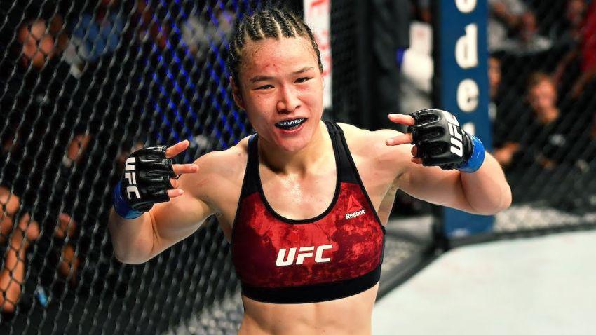 Вейли Жанг считает, что скомканная подготовка не повлияет на ее выступление в бою с Енджейчик