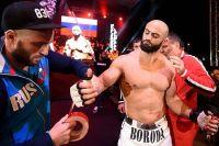 Стал известен соперник Адама Яндиева на UFC 242