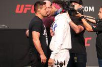Результаты взвешивания участников турнира UFC Fight Night 152: Рафаэль Дос Аньос - Кевин Ли