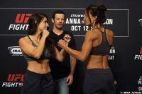 Видео боя Маккензи Дерн - Аманда Рибас UFC Fight Night 161