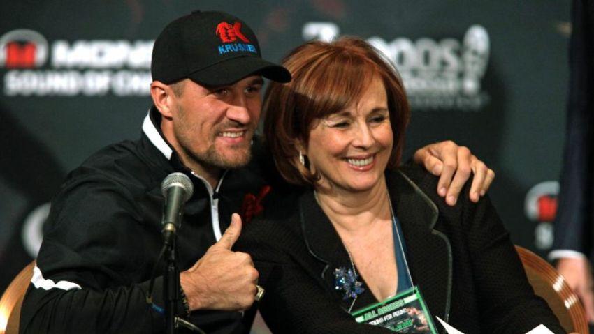 """Кэти Дува: """"Не списывайте Ковалева из-за его возраста"""""""