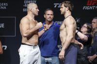 Видео боя Никита Крылов - Гловер Тейшейра UFC Fight Night 158