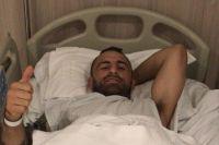 Алекс Волкановски мог потерять ногу из-за заражения крови после UFC 237