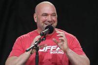 Дана Уайт назвал свой список лучших боксеров супертяжелого веса
