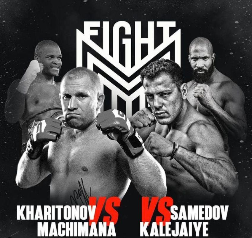 Fight M-1 2021: Sergey Kharitonov – Osborn Machimana
