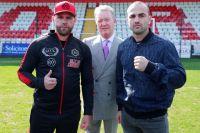 Фрэнк Уоррен планирует организовать бой Сондерс – Исуфи за полноценный титул WBO
