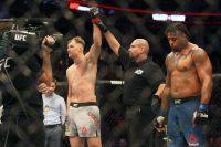 Александр Волков оценил Грега Харди после победы на UFC Fight Night 163