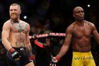 Глава UFC не хочет видеть поединок Конора МакГрегора против Андерсона Сильвы