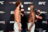 Видео боя Луис Пена - Кама Ворси UFC on ESPN 12