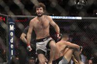 """Забит Магомедшарипов: """"UFC не хотят, чтобы я дрался в России"""""""