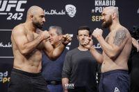 Видео боя Омари Ахмедов - Зак Каммингс UFC 242