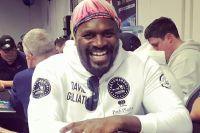 Одли Харрисон назвал сильнейших боксеров хэвивейта и оценил перспективы Усика