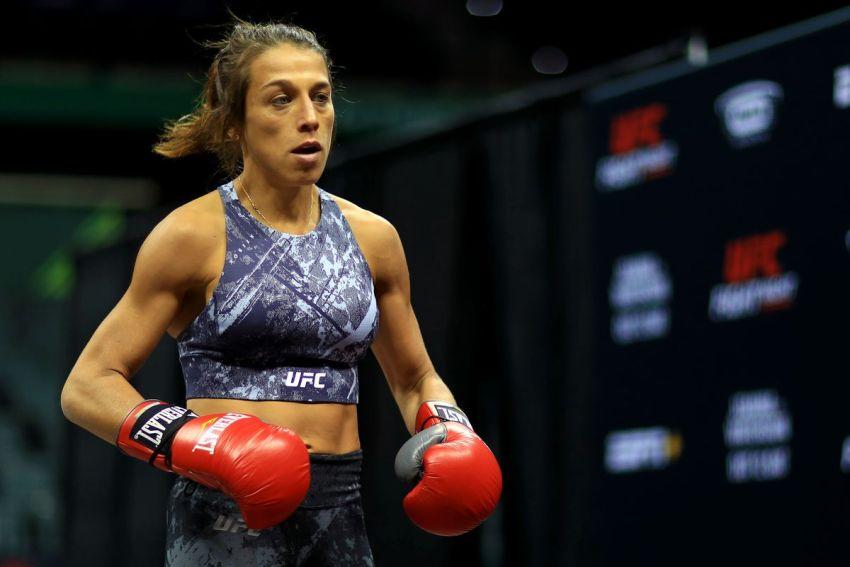 Открытые тренировки перед турниром UFC Fight Night 161: Йоанна Енджейчик - Мишель Уотерсон